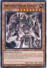 Ancient Gear Golem - SR03-EN005 - Common