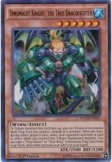 Dinomight Knight, the True Dracofighter - MACR-EN022 - Ultra Rare