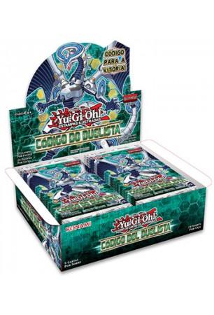 Yu-Gi-Oh! Código do Duelista Booster Box