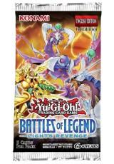 [PRÉ-VENDA] Yu-Gi-Oh! Batalha das Lendas –Vingança da Luz Booster
