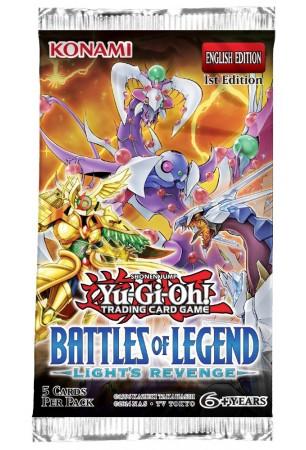 Yu-Gi-Oh! Batalha das Lendas –Vingança da Luz Booster