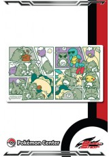 Pokémon-Amie Substitute Playmat Oficial Pokémon Center