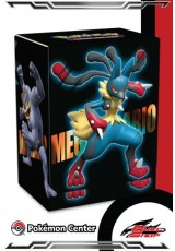 Mega Lucario Deck Box Oficial Pokémon Center