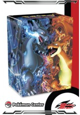 Mega Charizard X & Mega Charizard Y Deck Box Oficial Pokémon Center