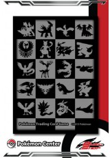 Legendary Pokémon Pattern Card Sleeves (65 Sleeves) Oficial Pokémon Center