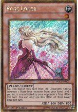Rose Lover - PGL2-EN003 - Gold Secret Rare