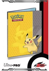 Pikachu Pasta com 9 bolsos (180 cards) Oficial Ultra Pro