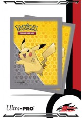 Pikachu Sleeves (65 Sleeves) Oficial Ultra Pro