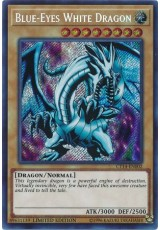 Blue-Eyes White Dragon - CT14-EN002 - Secret Rare