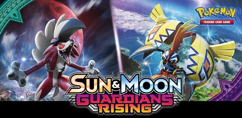 Avulsas Pokémon Sun and Moon Rising Guardians!