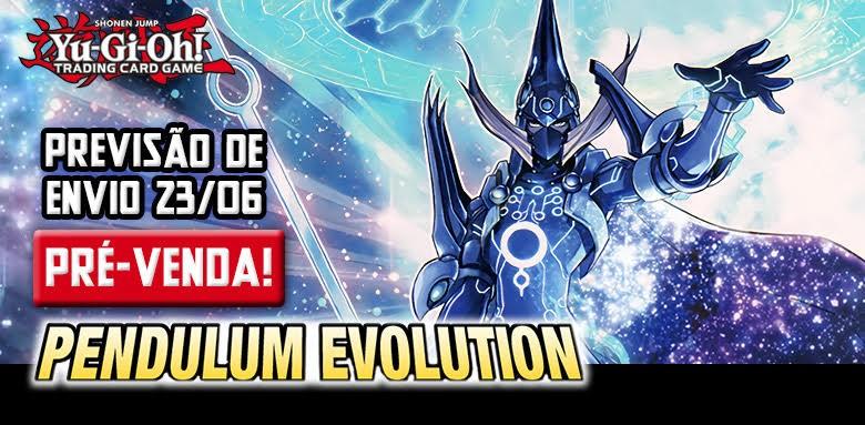 Avulsas Yu-Gi-Oh! Pendulum Evolution !