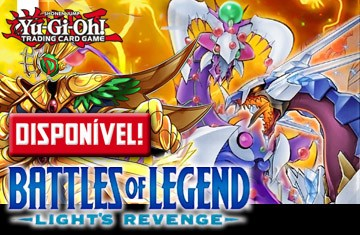 YU-GI-OH! - Battles of Legend: Light's Revenge